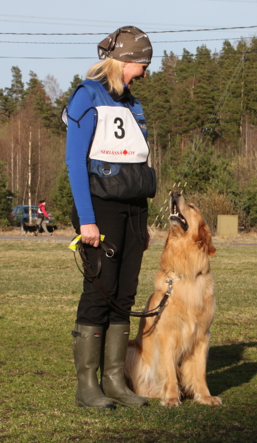 BH-test obedience is done and we were having good time